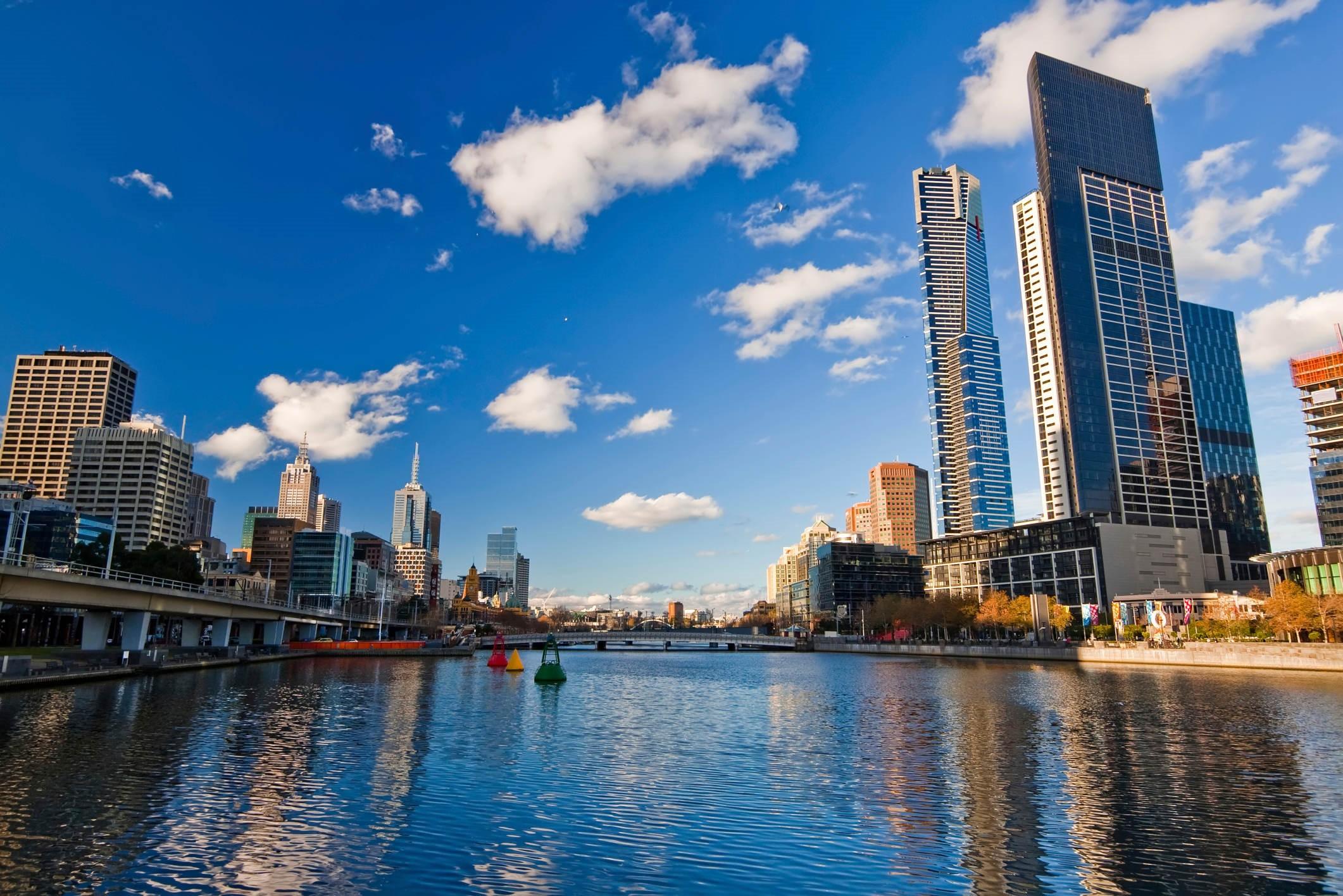 Melbourne được ví như San Francisco của nước Úc