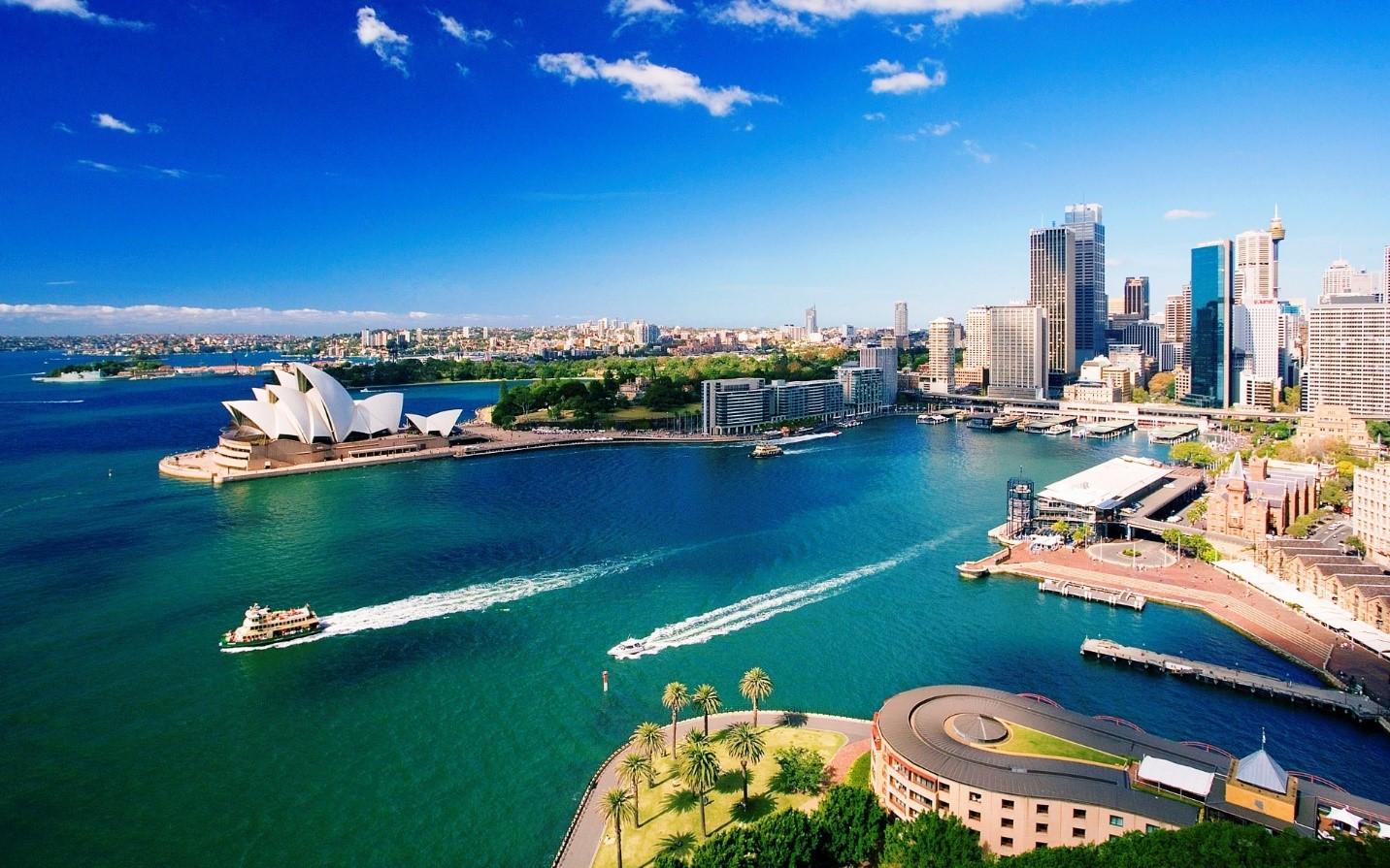 Sydney – Lựa chọn đáng giá cho tương lai