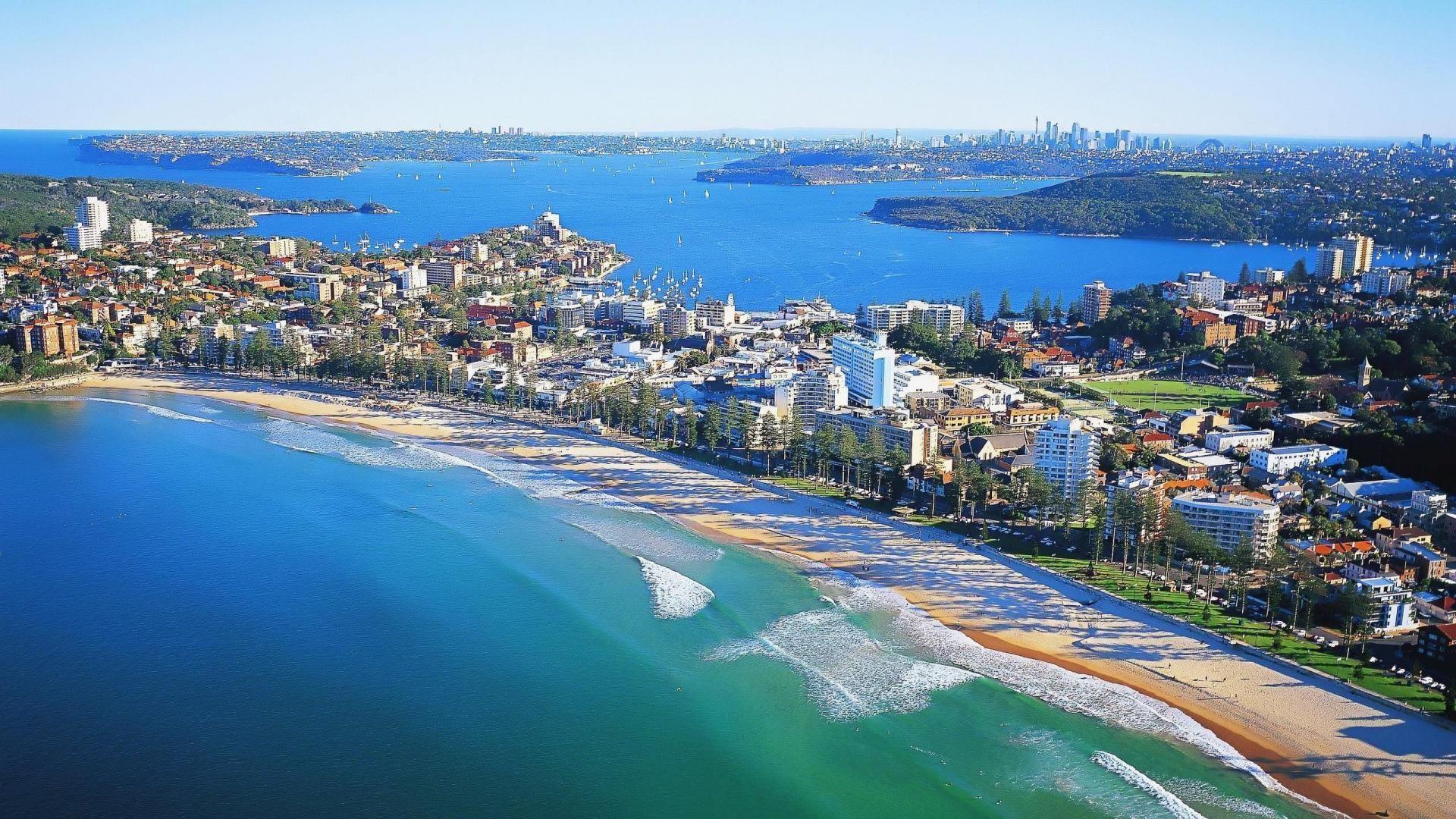 Thành phố biển sôi động