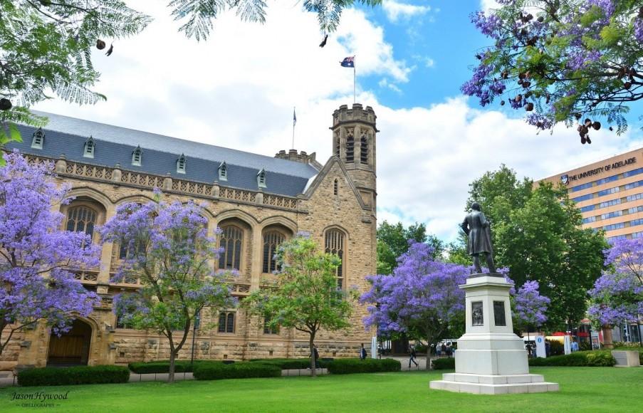 Đại học Adelaide với 142 năm phát triển
