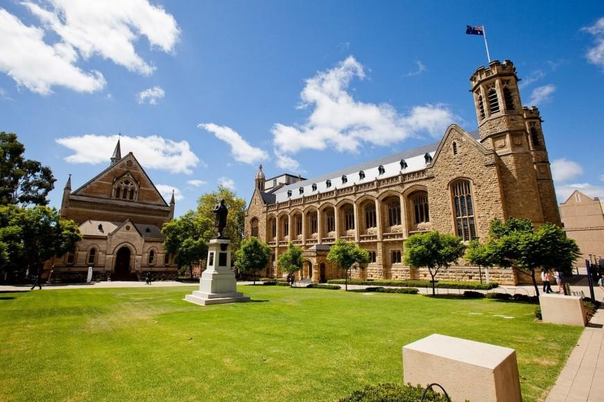 Kết quả hình ảnh cho Đại học Adelaide
