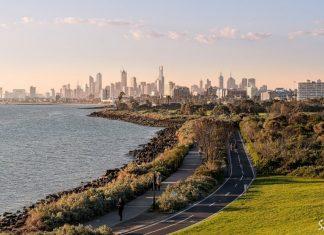 Thành phố Melbourne xinh đẹp