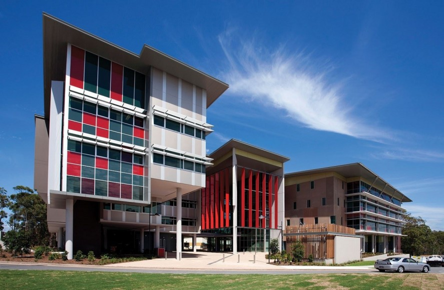 Đại học Griffith là một trong những ngôi trường có quy mô lớn nhất nước Úc