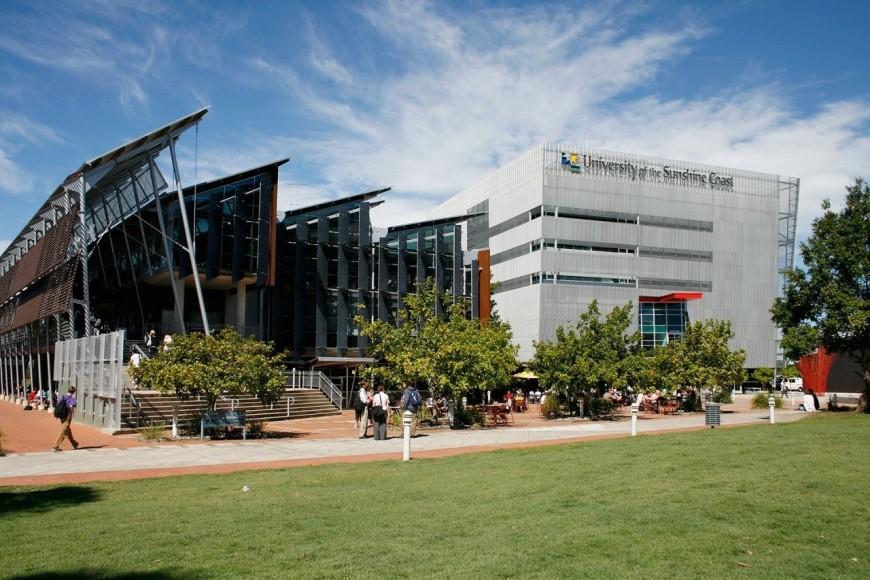Đại học Sunshine Coast được đánh giá cao cho sự an toàn của sinh viên