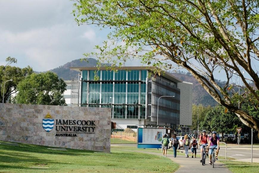 Đại học James Cook mang đến cho sinh viên môi trường học tập rất lý tưởng