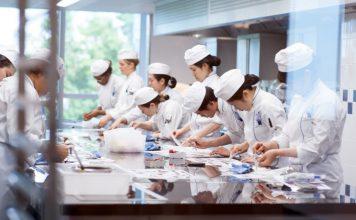 Le Cordon Bleu luôn chú trọng phát triển kỹ năng làm việc của mỗi học viên