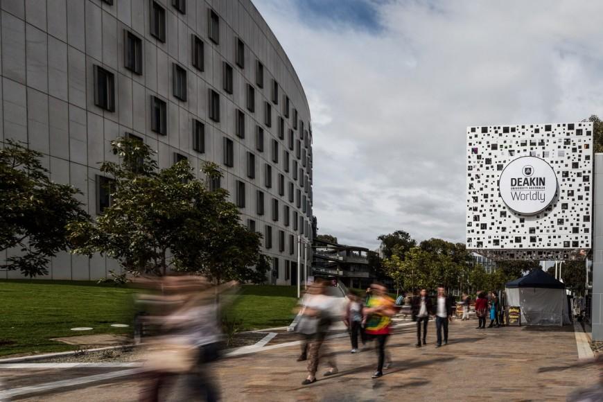 Đại học Deakin luôn nằm trong top đầu nước Úc về chất lượng đào tạo